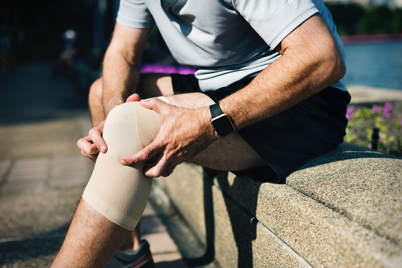 Ausdauersport Bandage